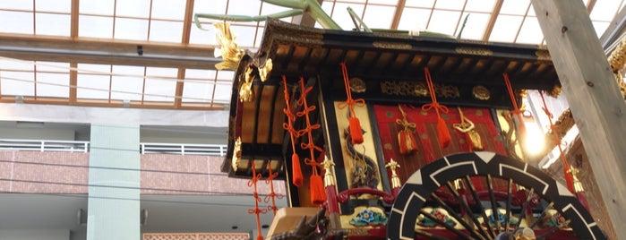 蟷螂山 is one of Sanpo in Gion Matsuri.