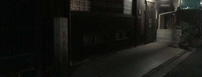 勤王画家 森寛斎宅蹟 is one of 近現代.