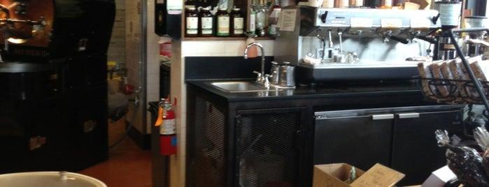 Cedarburg Roastery Coffee is one of Cedarburg.