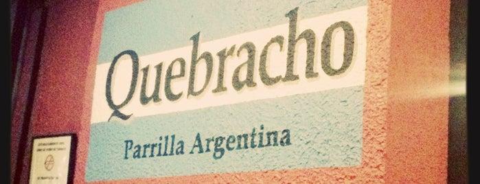 Quebracho Condesa is one of Lo mejorcito del Defectuoso.