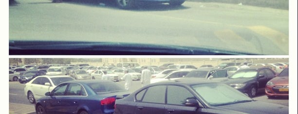 HCT parking is one of r.