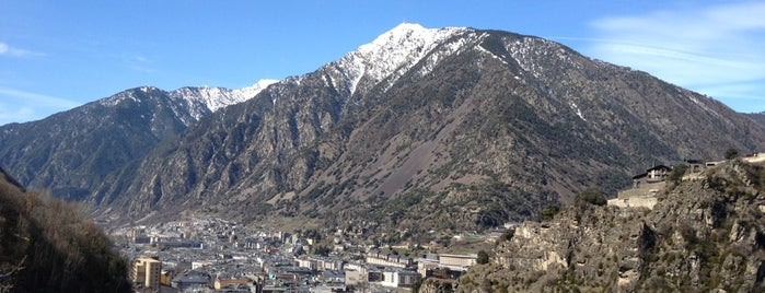 Llac d'Engolasters is one of Andorra.
