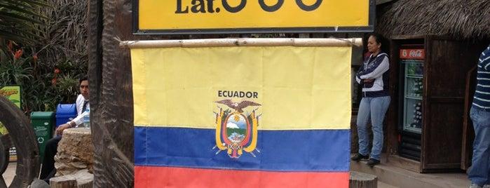 Equator is one of Ecuador best spots.