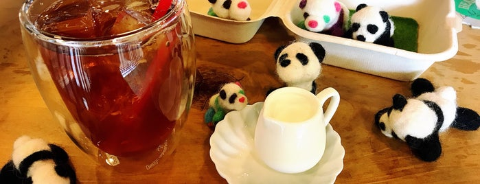 MIX PANDA COFFEE is one of 京都.