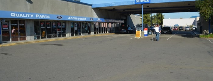 Harrold Ford is one of Establishments to Frequent.