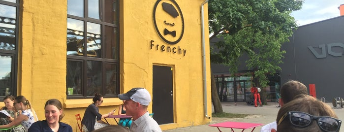Frenchy is one of Food.