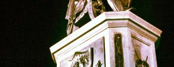 Abraham Lincoln is one of Public Art in Philadelphia (Volume 1).