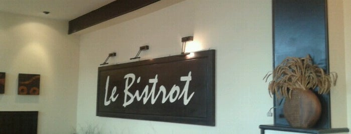 Le Bistrot is one of Restos.