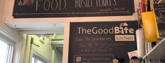The Good Bite Kitchen is one of Lake Placid.