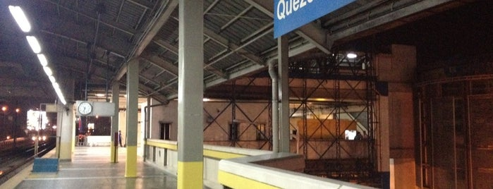 Yellow Line - Quezon Avenue Station is one of Travel Places.