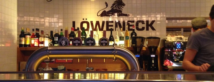 Löweneck is one of Restaurants Zurich.