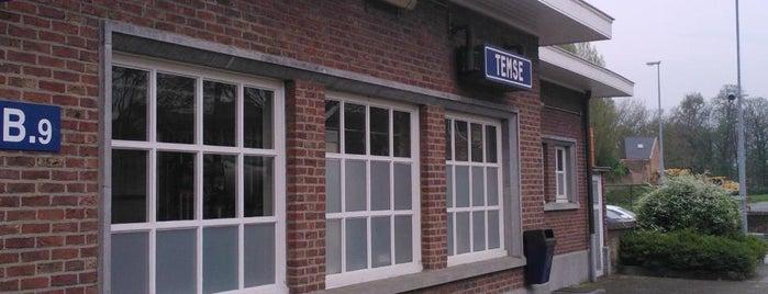 Station Temse is one of Bijna alle treinstations in Vlaanderen.