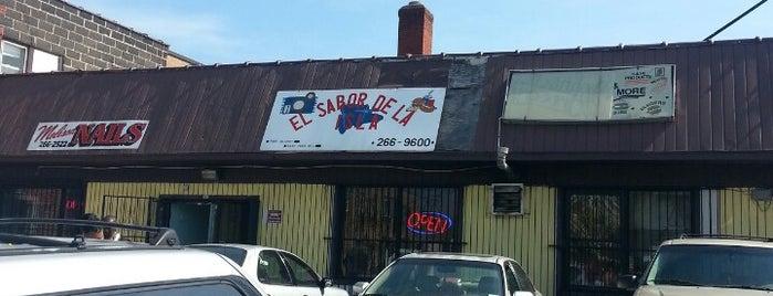 El Sabor de La Isla is one of ROC for Foodies.
