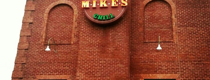Mike's American Grill is one of Mike's Favorite Restaurants in DMV.