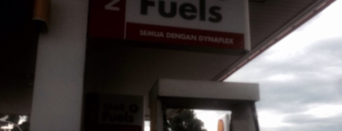 Shell is one of Fuel/Gas Station,MY #11.