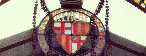 Mercat de Sant Josep - La Boqueria is one of Barcelona.