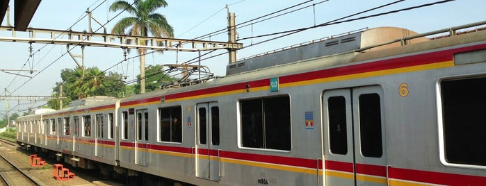 Stasiun Sudimara is one of My adventure collection !.