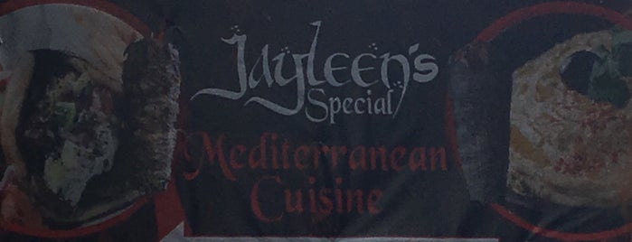 Jayleen's is one of What's for lunch? BOE.