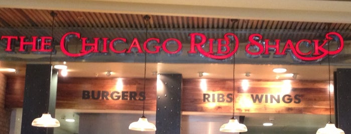 The Chicago Rib Shack is one of Foodies.