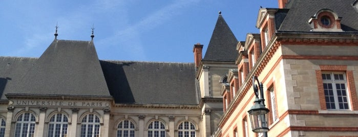Cité Internationale Universitaire is one of HangOuts x Shops x Sport.