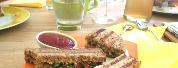 sagt der igl zum hasn is one of vegan (friendly) vienna.