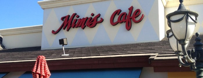 Mimi's Cafe is one of Favorite Places To Eat.