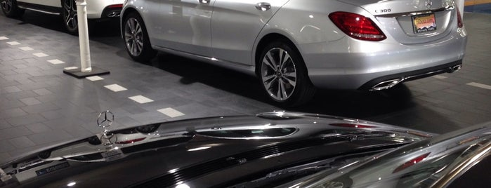 Mercedes Benz of Beverly Hills Service Center is one of Guide to Beverly Hills's best spots.