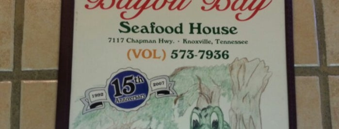 Bayou Bay Seafood House is one of Favorite Food.