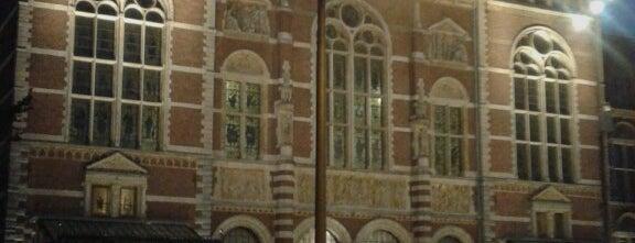 Rijksmuseum is one of Amsterdã, Holanda.