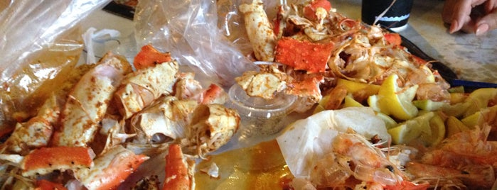 The Boiling Crab is one of The 15 Best Places for a Seafood in Los Angeles.