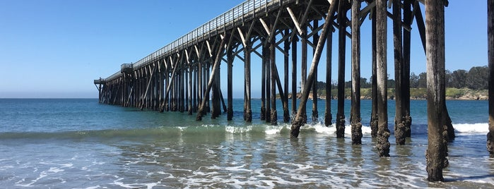 San simeon state park is one of USA Trip 2013 - The West.