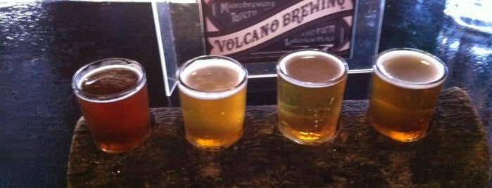 Volcano Brewing Company is one of Costa Rica.