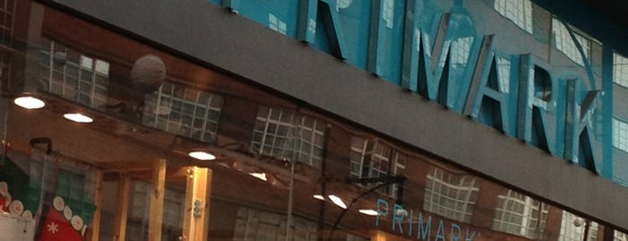 Primark is one of Hipster London.