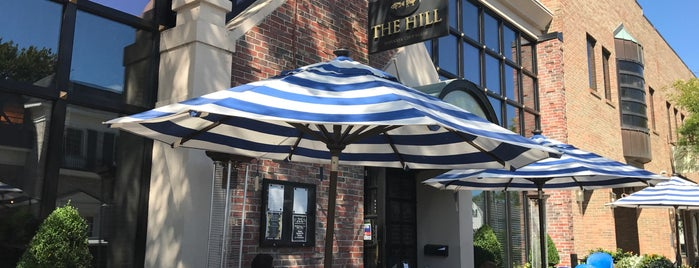 The Hill Seafood & Chop House is one of Viddles.