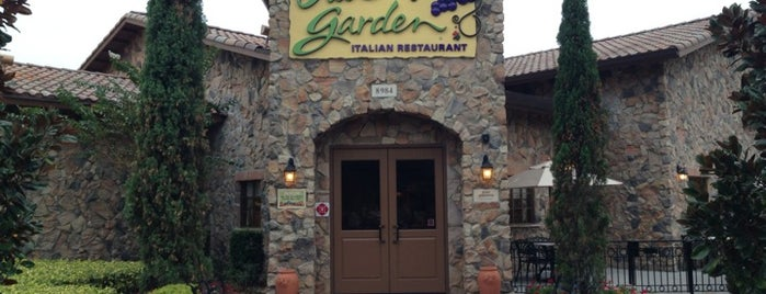 Olive Garden is one of Dining in Orlando, Florida.