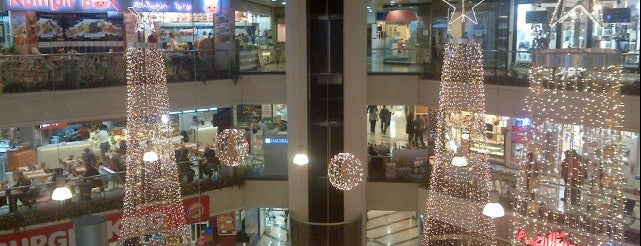 Atrium is one of Shopping Centers.