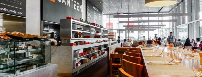 O&B Canteen is one of TIFF: Best bets for après-film bevvies.