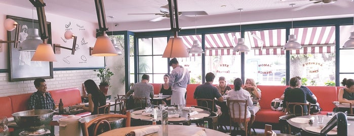 CT Boucherie is one of RIO - Restaurantes.