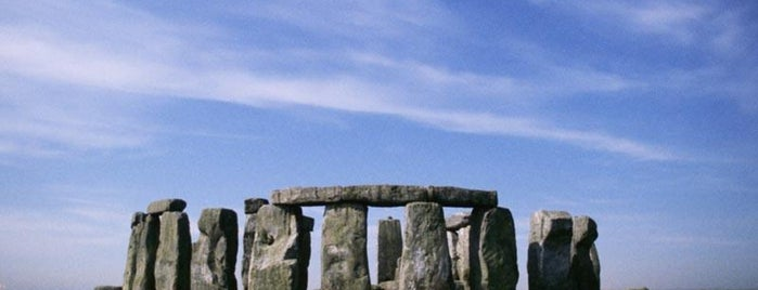 Stonehenge is one of London - STA Travel Expert Trip.