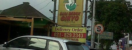 Bebek Ginyo is one of Jakarta. Indonesia.