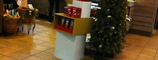 Starbucks is one of Ann Arbor Delivery.