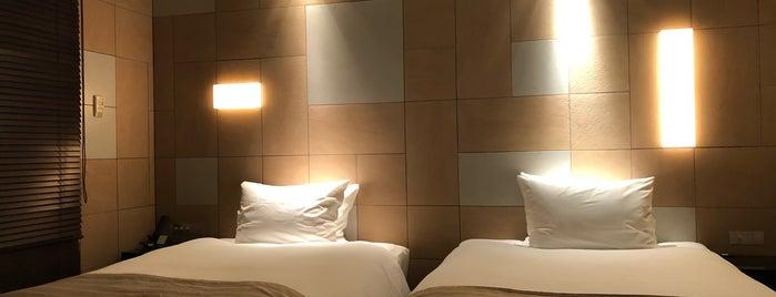 ホテルイルパラッツォ is one of Getaway | Hotel.