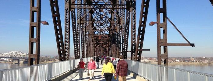Big Four Bridge is one of Wishlist.