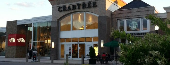 Crabtree Valley Mall is one of Shopping.
