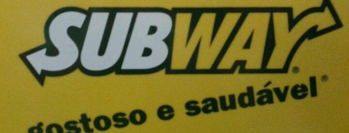 Subway is one of Top 10 dinner spots in Toledo, Brasil.