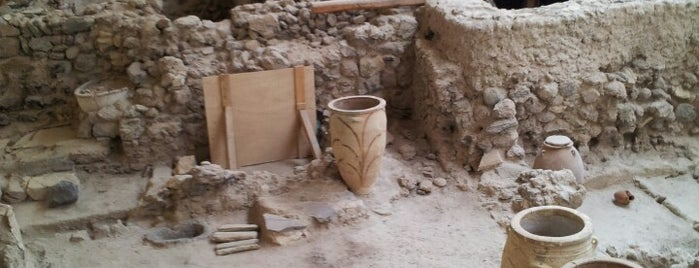 Akrotiri of Thera is one of Part 3 - Attractions in Europe.