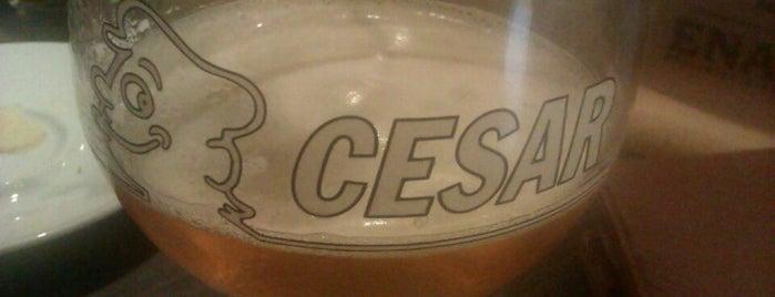 Café Cesar is one of Gent.