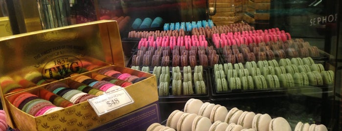 TWG Tea Salon & Boutique is one of Cafes and Tea Rooms.