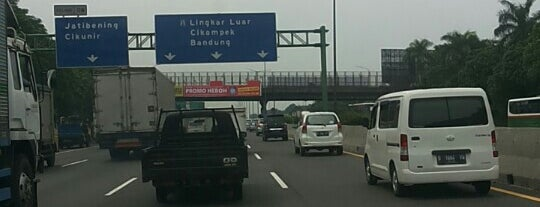 Gerbang Tol Jatibening is one of Nyunyai permai.