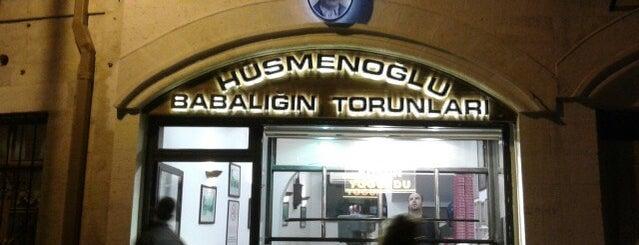 Hüsmenoğlu Peynir Helvası is one of Marmara & Ege Tatil 2017.